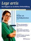 [Neue Zeitschrift] Lege artis – Speziell für die ärztliche Weiterbildung