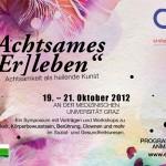 """[Event] Einherz-Symposium """"Achtsames [Er]leben – Achtsamkeit als heilende Kunst"""""""