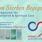 [Event] Dem Sterben Begegnen – Symposium für Palliative und Spiritual Care (Einherz)