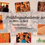 [Veranstaltung] 5. Frühlingsakademie von Medizin und Menschlichkeit