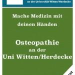 [Ausbildung] Osteopathie für Studierende ab August